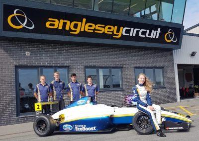 Richardson Racing Team - Anglesey F4 (2)